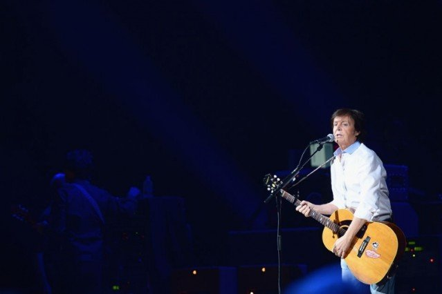 paul mccartney, out there tour