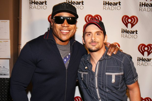 LL Cool J and Brad Paisley/ Photo by Getty Images