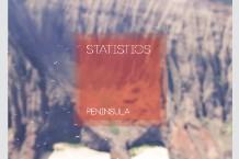 statistics, peninsula