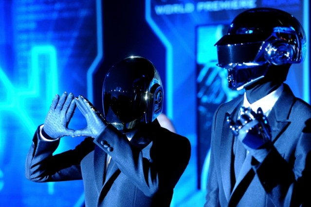 Daft Punk Random Access Memories Wee Waa Show Launch