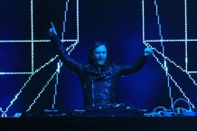 david guetta, electric zoo
