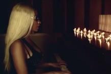 Nicki Minaj 'Up in Flames' Video Fake Piano Playing