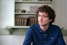 Sam Amidon 'My Old Friend' Bright Sunny South Album Nonesuch