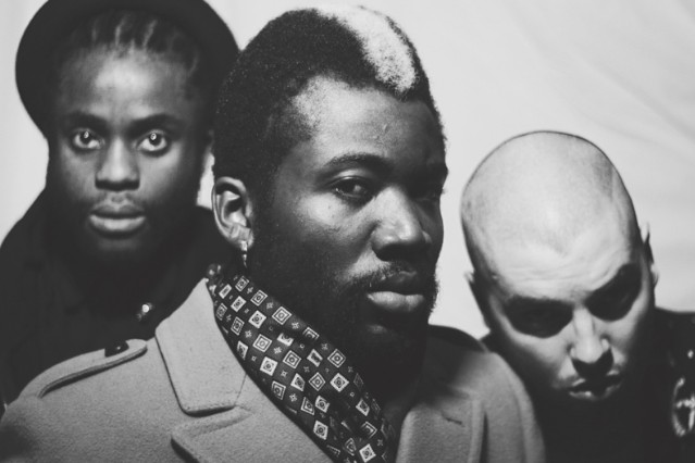Young Fathers 'I Heard' TAPE TWO Anticon Stream Premiere