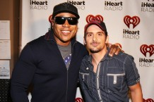 "LL Cool J, Brad Paisley, ""Live for You"""