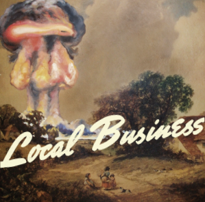 Titus Andronicus, 'Local Business,' alternate cover art
