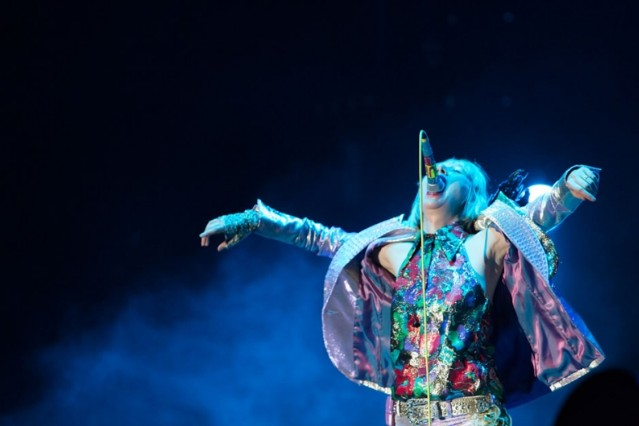 Yeah Yeah Yeahs / Photo by Andrew Swartz