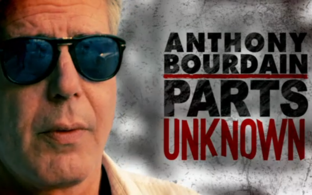 Josh Homme, Mark Lanegan, Anthony Bourdain, 'Parts Unknown,' theme song
