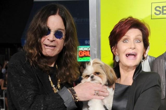 Ozzy Osbourne, black sabbath, 13, sharon osbourne