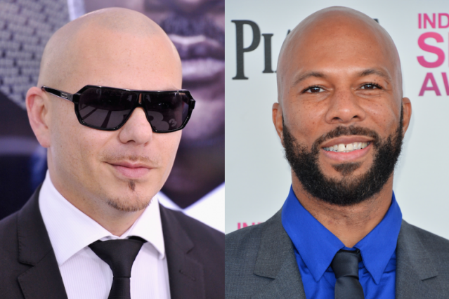 "Pitbull, Common, Jay-Z, ""Open Letter"""