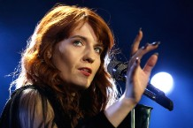 florence welch, florence and the machine, the great gatsby