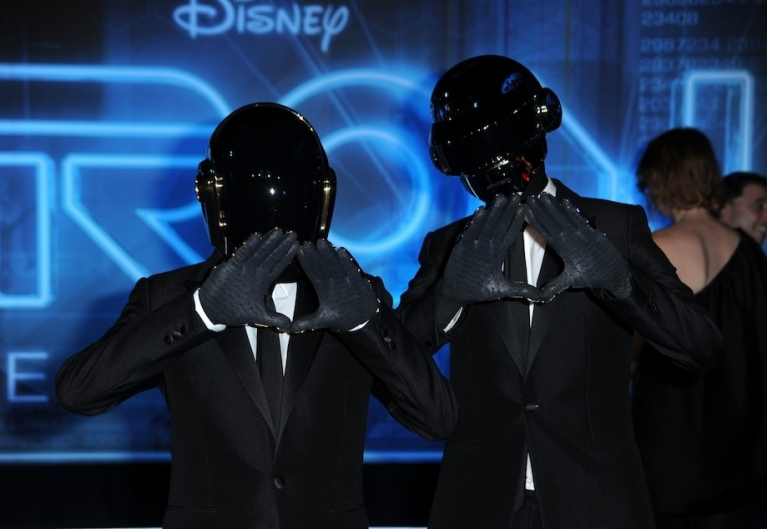 """""""Daft Punk"""" / Getty Images"""
