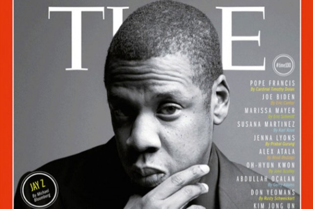 jay-z, time magazine, 100 most influential people