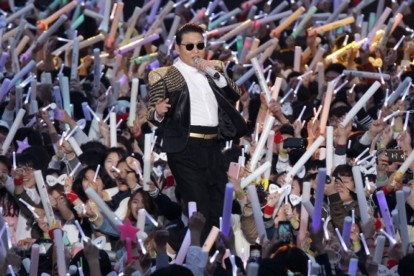 Psy Gentleman video Banned From South Korean TV Network for Dumbest Reason
