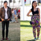 Fashion Field Report: Coachella 2013's Most Stylish Weekend One Fans
