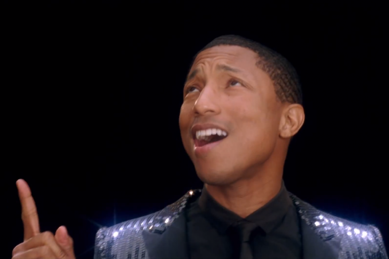 "Daft Punk, ""Get Lucky,"" Pharrell, Nile Rodgers"