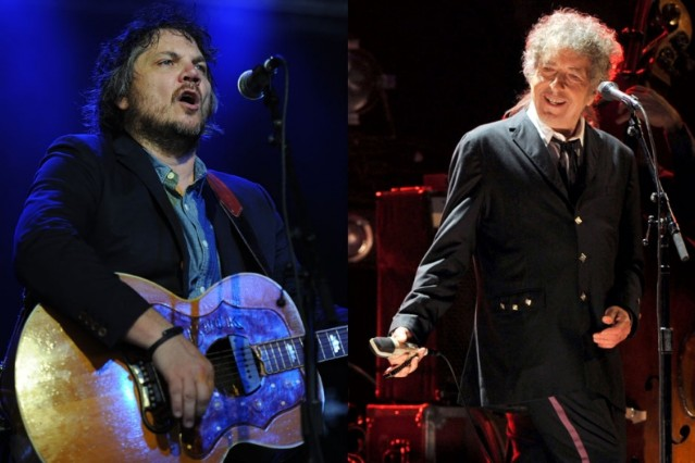 bob dylan, wilco, my morning jacket