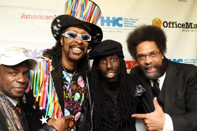 Parliament-Funkadelic Bassist Cordell 'Boogie' Mosson Dead 60