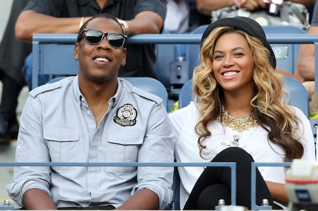 Jay and B / Photo by Getty Images