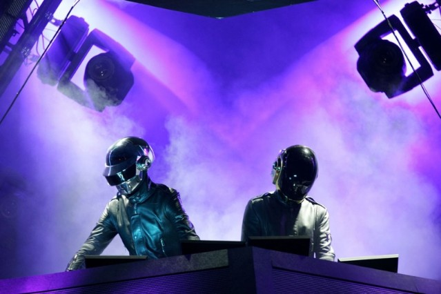 Daft Punk / Photo by Getty Images