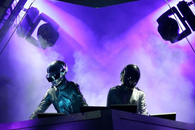 Daft Punk Speak on 'Memories,' Not Collabo'ing With Kraftwerk: 'We Never Work With Robots'