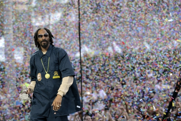 Snoop Lion, 'Reincarnated' (Berhane Sound System/Mad Decent/Vice/RCA)
