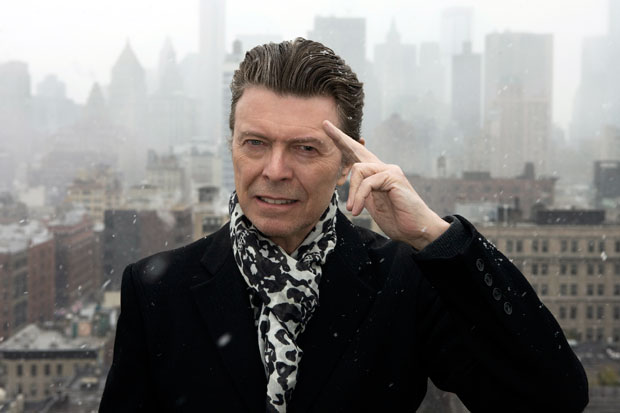 David Bowie / Photo by Jimmy King