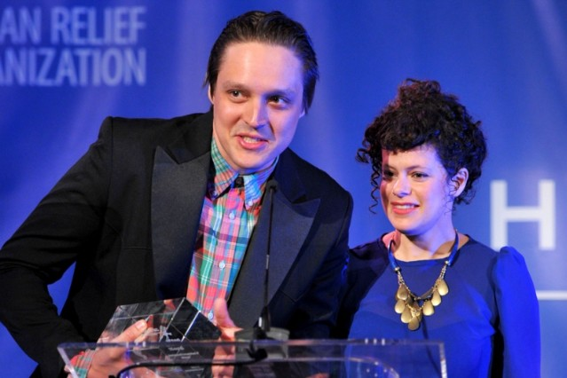 Arcade Fire Parents Baby Win Butler Regine Chassagne