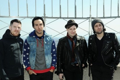 Fall Out Boy / Photo by Ilya S. Savenok/Getty Images