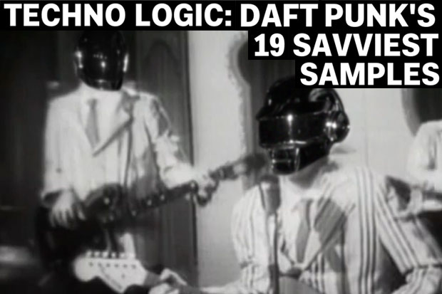 Techno Logic: Daft Punk's 19 Savviest Samples