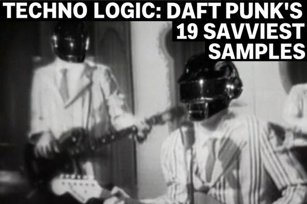 Techno Logic: Daft Punk's 19 Savviest Samples | SPIN