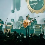 Vampire Weekend and Steve Buscemi Celebrate 'Modern Vampires' Record Release With New York Blowout