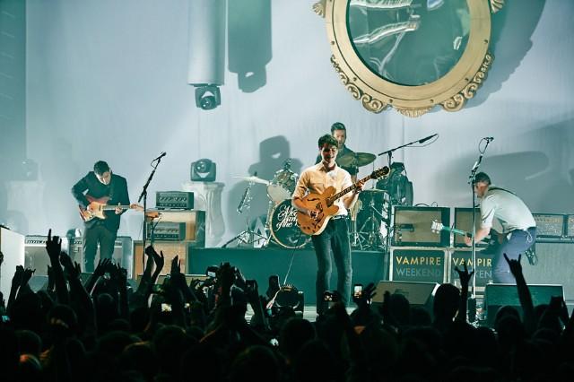 Vampire Weekend / Photo by Matt Ellis