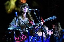 feist, broken social scene, arts & crafts