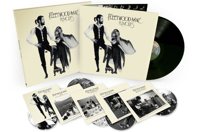Fleetwood Mac 'Rumours' Deluxe Edition Box Set