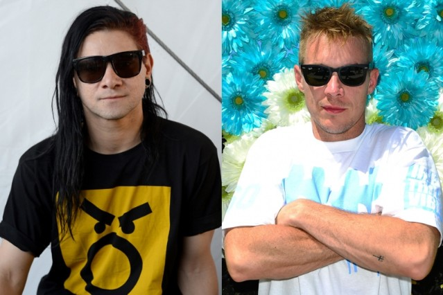 Diplo Skrillex Jack U Collaboration Mad Decent Block Party