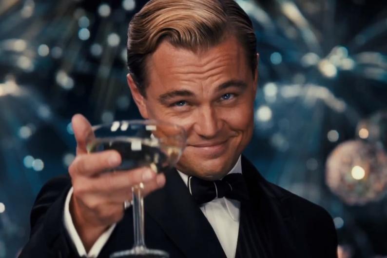 'The Great Gatsby,' Leonardo DiCaprio