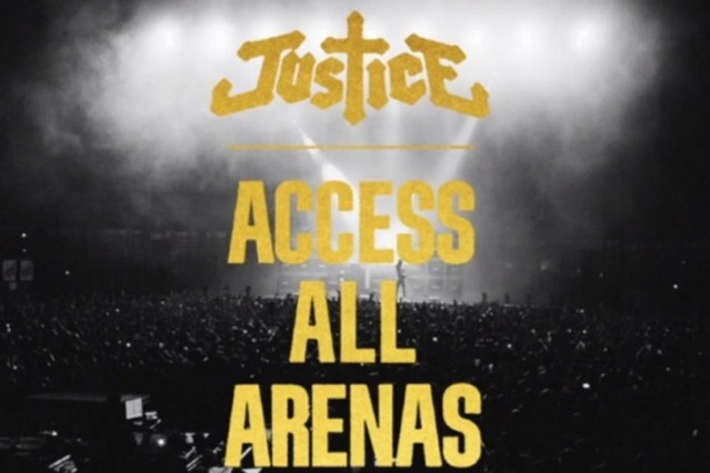 justice, access all arenas