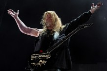 Slayer Jeff Hanneman Founder Guitarist Dead 49