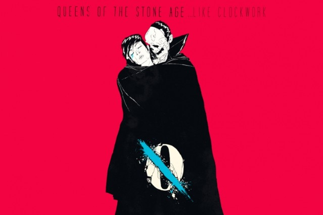 Queens of the Stone Age 'Like Clockwork' Phone Call