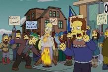The Simpsons Sigur Ros Season 24 Finale