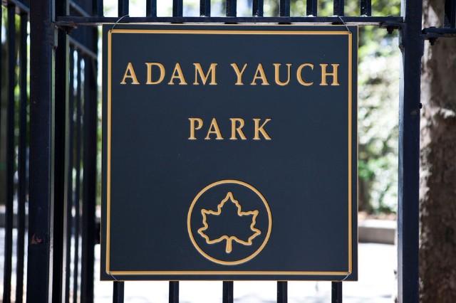 Adam Yauch Park / Photo by Jolie Ruben