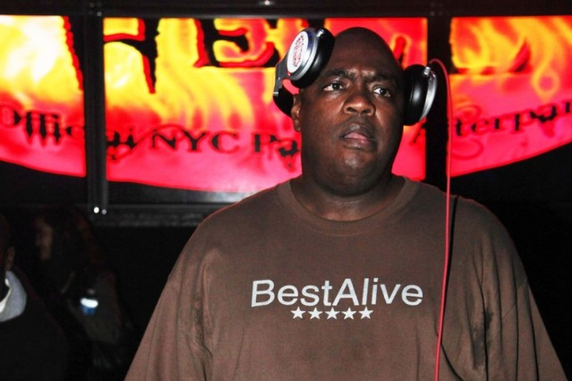 DJ Mister Cee at Webster Hall, New York City, 2011 / Photo by Johnny Nunez/WireImage