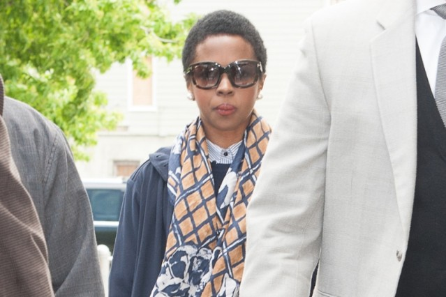 Lauryn Hill Pays Taxes Debt Million Dollars
