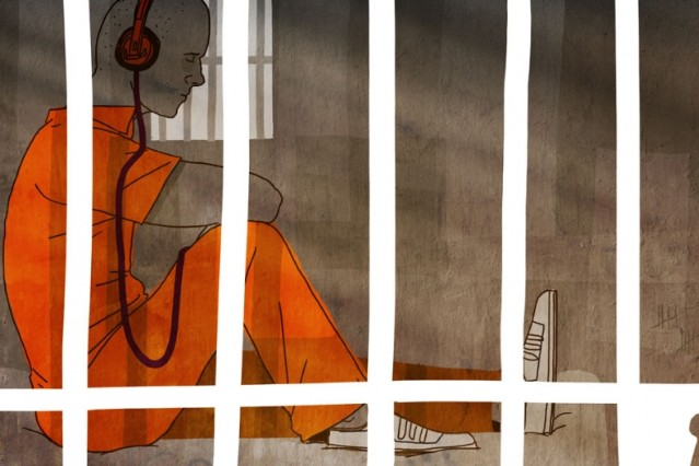 Captive Audience: The Music Business in America's Prisons | SPIN
