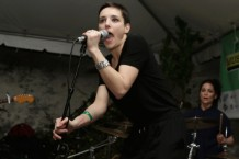 Savages, 'Silence Yourself' (Pop Noire/Matador)