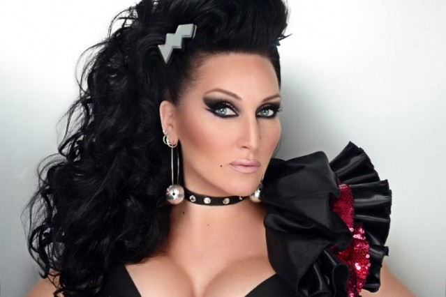 Michelle Visage / Photo by Jose Guzman Colon
