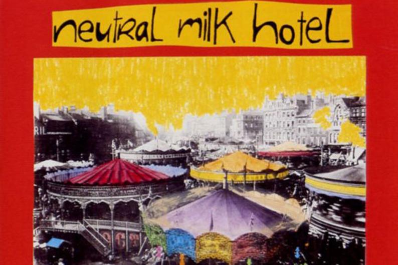 neutral milk hotel, tour
