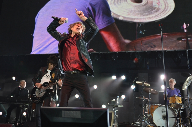 Rolling Stones 50 Counting Tour Sales 100 Million