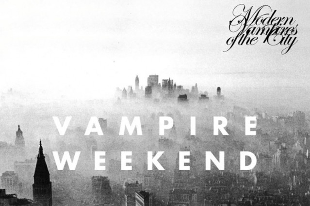 Vampire Weekend, 'Modern Vampires of the City'